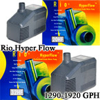 Rio HF Pod, Aquarium Pumps