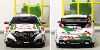 Tarmac  Honda Civic Type R