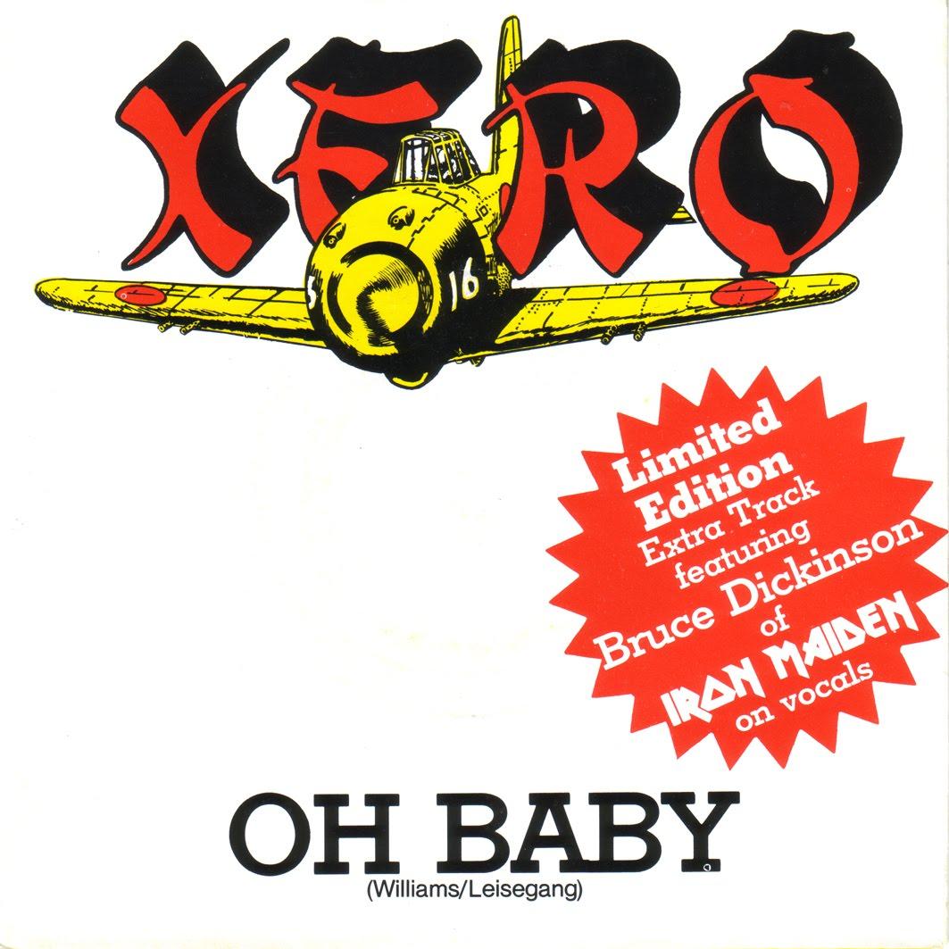 Boneyard Metal: 80's Metal: Xero (UK) - Oh Baby (Single 1983)