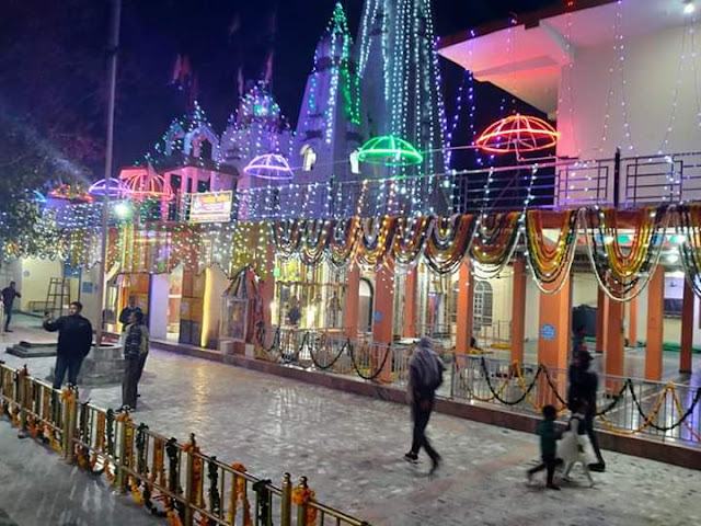 Gasota Temple Hamirpur