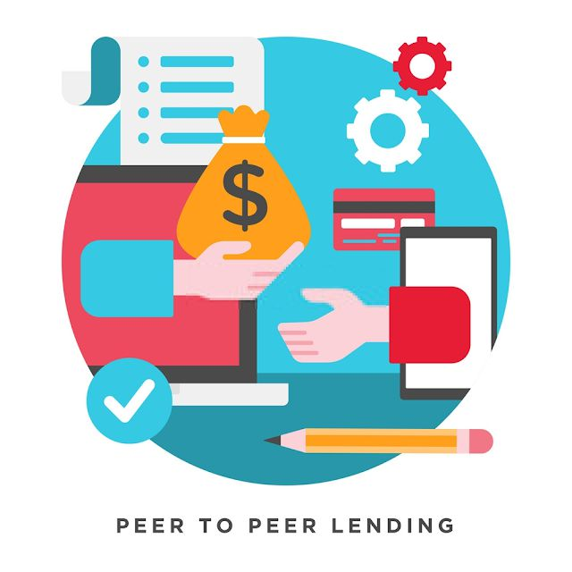 Try Peer-to-Peer Lending, How To Make Money Online Without Investment | without paying anything