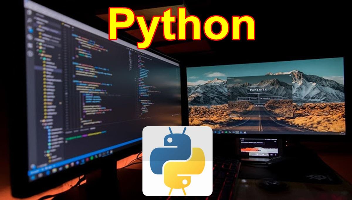 تعلم لغة البرمجة Python حتى الإحتراف في فيديو واحد + كتاب لتعلم لغة بايثون