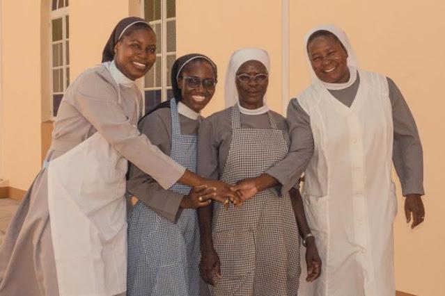 Windhoek Priory  Okongo Sisters
