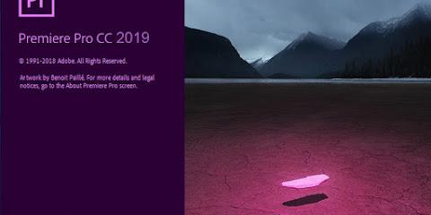 Adobe Premiere Pro CC 2019 full version gratis tanpa aktivasi