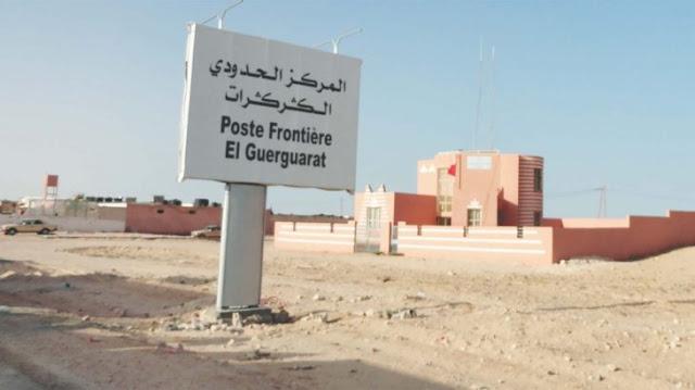 المملكة العربية تؤيد السعودية  قرار المغرب بالعمل على استعادة حرية الحركة المدنية والتجارية في كركارات