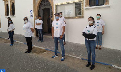 الصويرة .. تنظيم حملة تحسيسية حول تدابير الوقاية من كوفيد-19