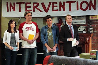 How I Met Your Mother Intervention