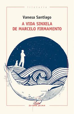 A vida sinxela de Marcelo Firmamento capa