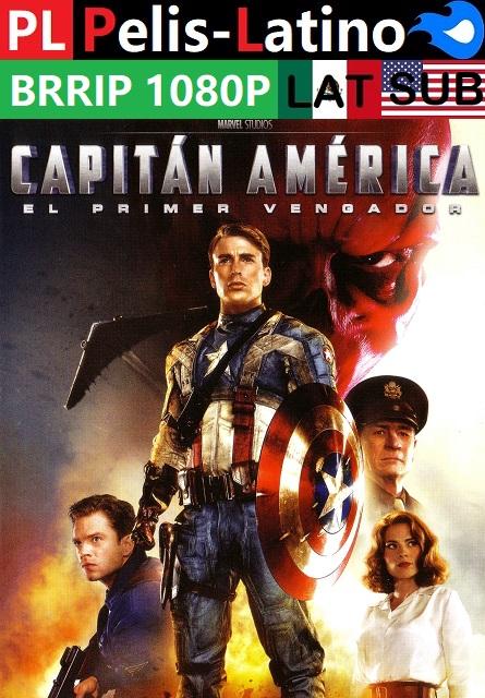 Capitan America El Primer Vengador 2011 Brrip 1080p Latino Ingles Mediafire