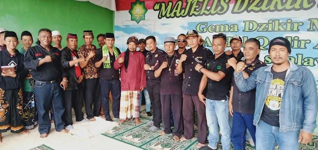FBR Korwil Bekasi Utara  Salurkan 37 Al-Qur'an Ke Yayasan Pondok pesantren