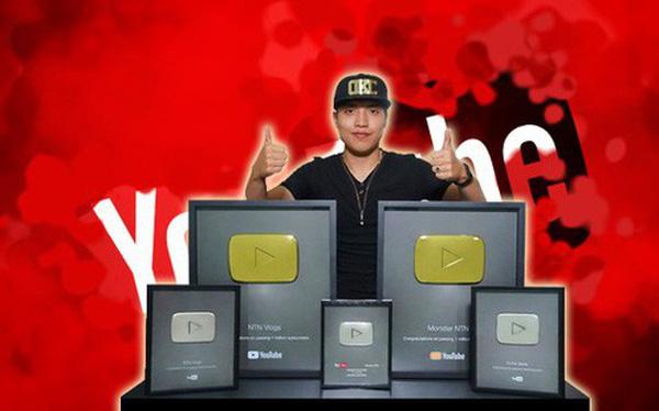 NTN Vlog kiếm tiền tỷ