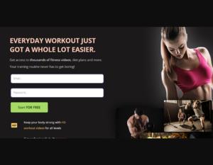 ShapeGoals-Get Best Fitness And Diet Videos (Switzerland)