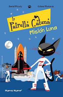 """La patrulla gatuna - 3 """"Misión Luna"""""""