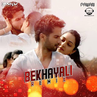 Bekhayali (Remix) - Dj Snky & Pawan