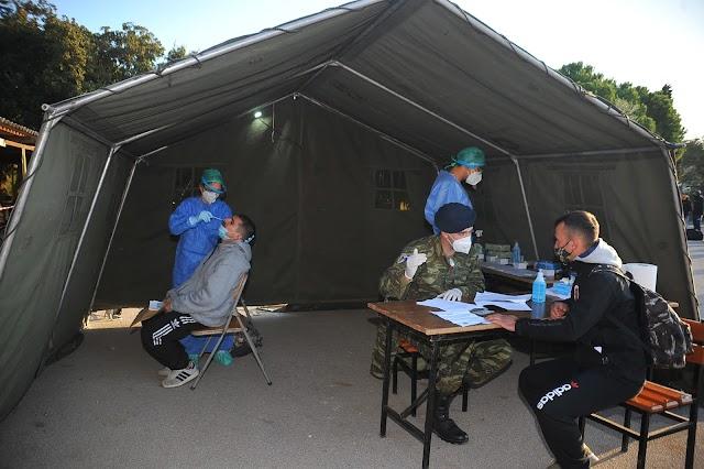ΓΕΕΘΑ: Οδηγίες για την Κατάταξη Οπλιτών λόγω Μέτρων Πρόληψης και Αντιμετώπισης Πανδημίας