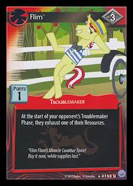 My Little Pony Flim Premiere CCG Card