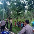 Sat Sabhara Polres Salatiga Bubarkan Balap Liar di Hutan Karet Kawasan 'Sembir', 10 Motor Diamankan