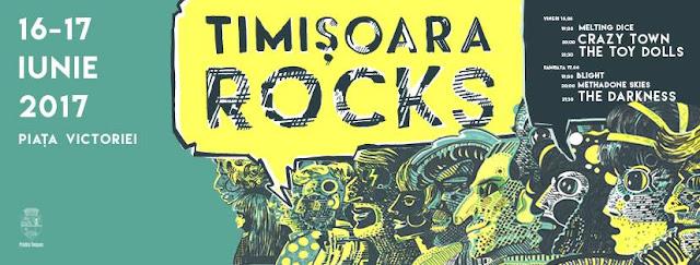 Timișoara Rocks 16-17 iunie