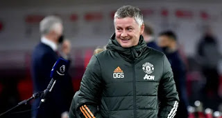Solskjaer confident Man United can break their semi-final jinx against Man City