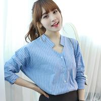 http://www.yesstyle.com/en/dodostyle-open-placket-pinstripe-blouse/info.html/pid.1048885374