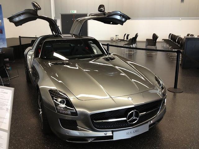"""Nouveauté Automobile 2018, """"2018 Mercedes SLS Gullwing"""" Nouveau Modele Auto 2018, """"2018 Autos"""""""