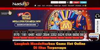 Langkah Mendaftarkan Game Slot Online Di Situs Terpercaya