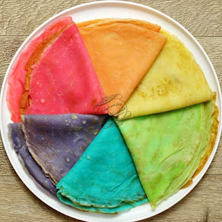 crepes colorants