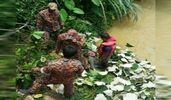 Mayat Mangsa terakhir Tragedi Lemas Bukit Beruntung Ditemui