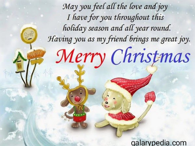 Best Merry Christmas wishes SMS messages 2019