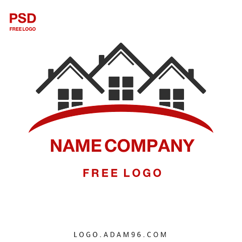 Download Logo Real Estate Company PNG - Free Vector