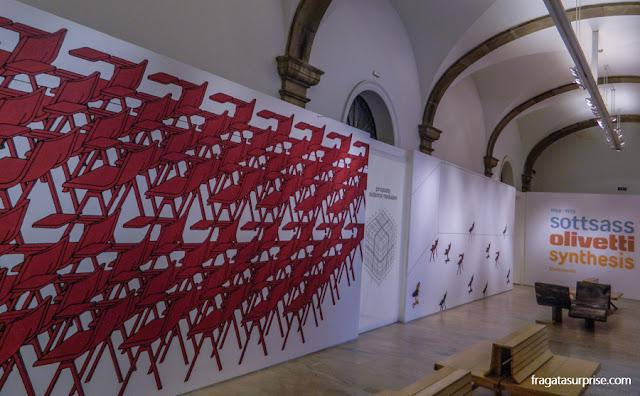 Exposição no Museu da Casa Brasileira, Avenida Faria Lima, São Paulo