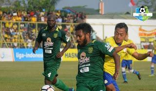 Barito Putera vs Persebaya 3-2