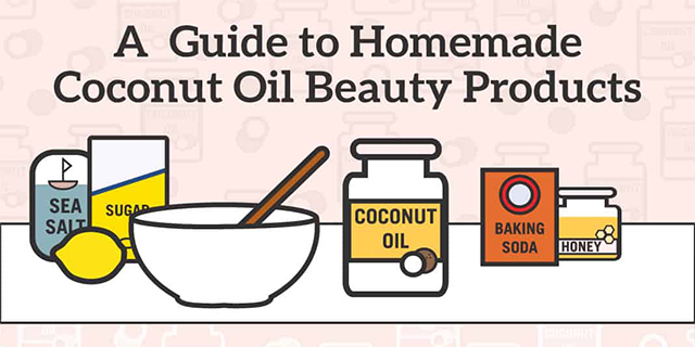 A Guide To Homemade Coconut Oil Beauty Products