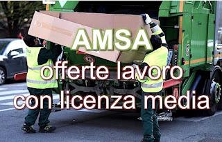 adessolavoro.com - AMSA offerte lavoro