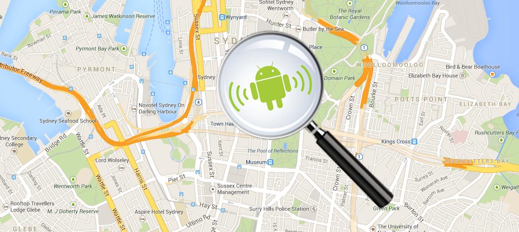 أفضل التطبيقات المجانية لتحديد مكان هاتفك أندرويد في حالة سرقته