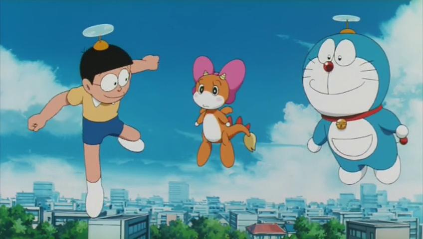 Doraemon Nobita And The Windmasters 2003 Hindi Dub 480p Dvdrip