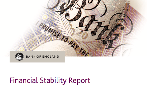 Bank of England – Financial Stability Report