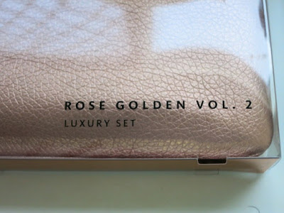 Zoeva Cosmetics Rose Golden Vol 2 Luxury Set