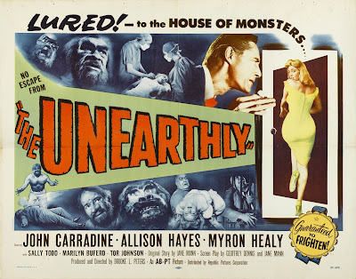 The Unearthly (1957)