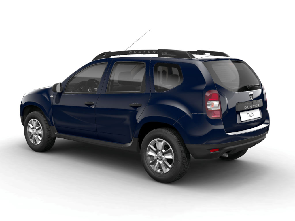 foto dacia duster colore Blue Navy