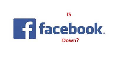 Facebook not working for you?