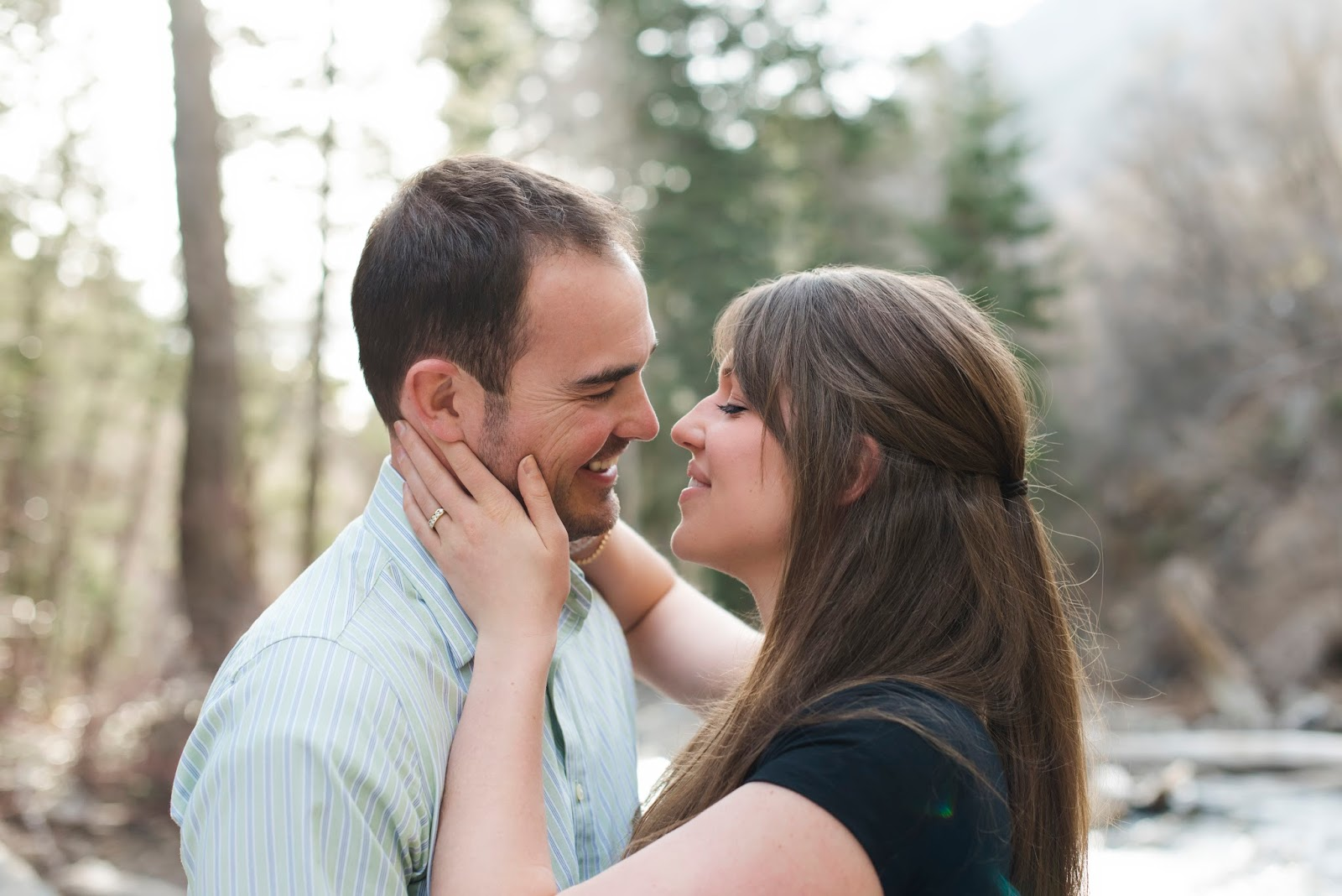 Heather Luczak Engagement Photographer