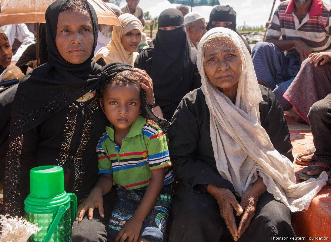 Media Israel Ungkap Peran Israel di Balik Gen**ida Muslim Rohingya