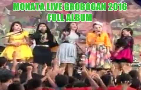 Download Mp3 Monata Live Grobogan 2016 full album
