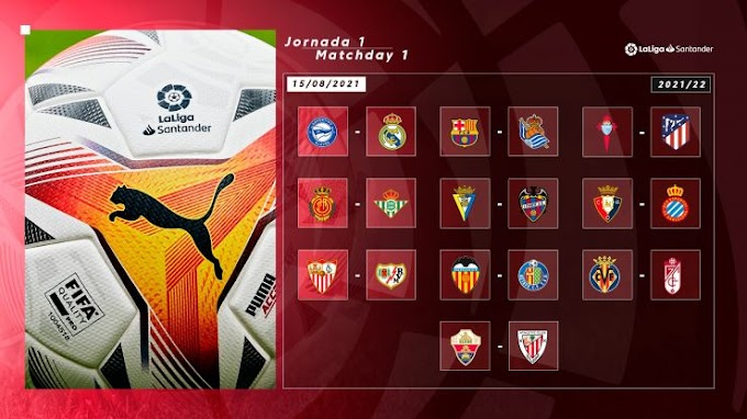 Atletico Madrid to start La Liga title defence at Celta