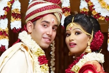 Tamil Hindu Wedding – Myuran & Tharsika