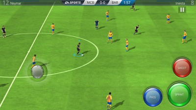 Screenshot FIFA 16 Soccer APK Terbaru 2016