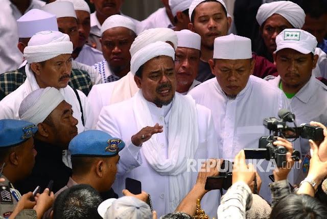 Inilah Pernyataan Habib Rizieq tentang Hukuman Buat Ahok yang Bikin Geger