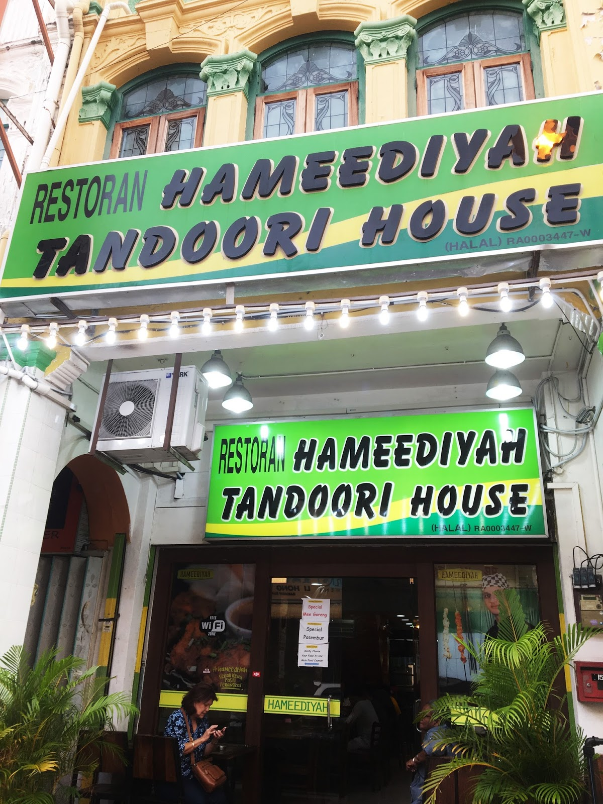 Short Vacay In Penang: Have Chezilious Nan & Superb Beriani At Hameediyah Tandoori House Restaurant, Penang