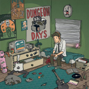 Dungeon Days - Dungeon Days (2017)